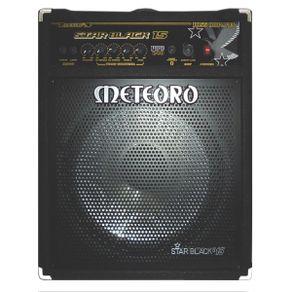 Amplificador Para Contrabaixo Star Black 15 - Meteoro
