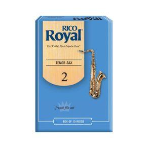 Palheta Royal Para Sax Tenor (027232) RKB-1220 - Rico Reeds