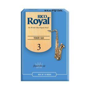 Palheta Royal Tenor (027234) RKB-1230 - Rico Reeds