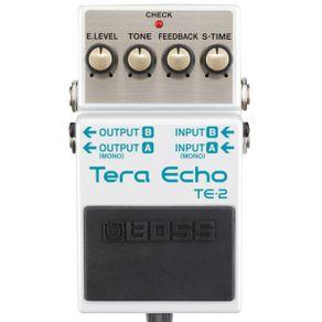 Pedal Tera Echo Para Guitarra TE-2 - Boss