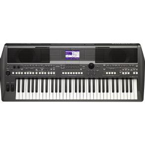 Teclado Arranjador PSR-S 670 - Yamaha
