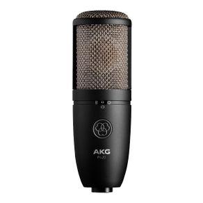 Microfone Condensador de Cápsula Dupla PERCEPTION P-420 - AKG