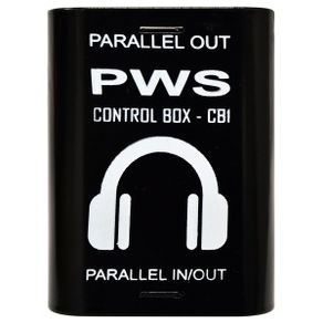 Control Box Adaptador Fone CB-1 PLUS - PWS