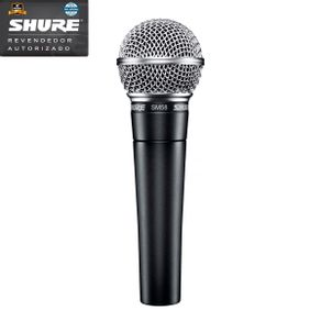 Microfone Vocal Dinâmico Cardioide SM-58 LC - Shure