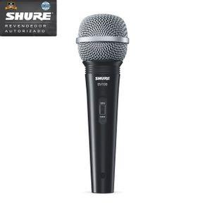 Microfone Multifuncional De Mão SV-100 W - Shure