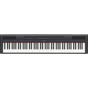 Piano Digital Compacto P-125 B BRA - Yamaha