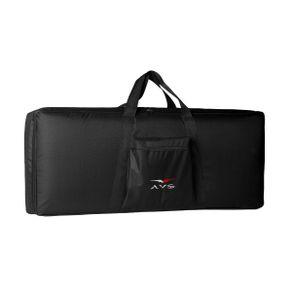 Bag Teclado 3/8 Super Luxo BIT-001 SI - AVS Bags