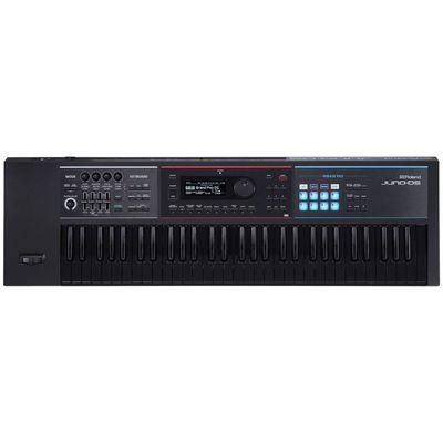 Teclado-Sinterizador-61-Teclas-Pretas-Edicao-Limitada-JUNO-DS-61B---Roland