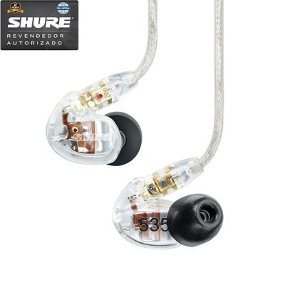 Fone-de-Ouvido-Intra-auricular-In-Ear-SE-535-CL---Shure