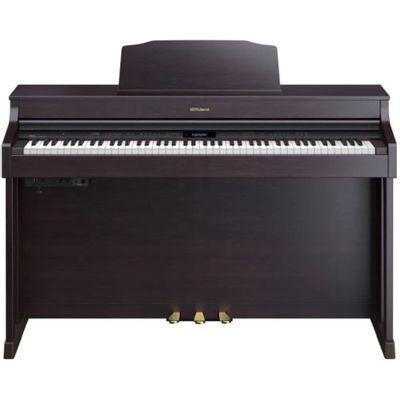 Piano-Digital-Com-Banco-BNC05-e-Suporte-KSH704-HP-702-DR---Roland