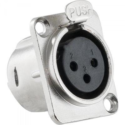 Conector-XLR-Painel-3-Polos-Femea-Niquelado---Santo-Angelo