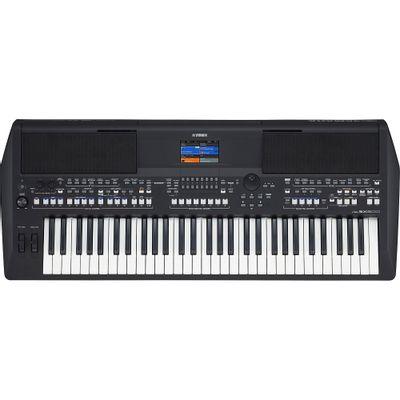 Teclado-Arranjador-Workstation-Profissional-PSR-SX600---Yamaha