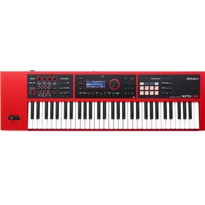 Teclado-Sintetizador-Expansivel-XPS-30-RD---Roland
