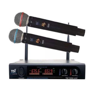 Microfone-Sem-Fio-96-Canais-TSI-1200-UHF---Tsi