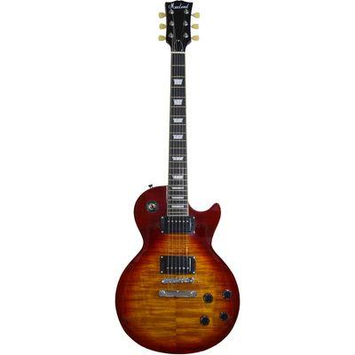 Guitarra-Les-Paul-Cherryburst-LP-601---Maclend