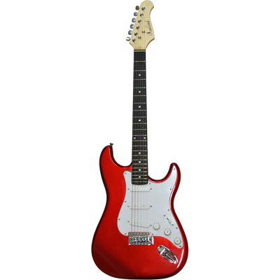 Guitarra-Strato-Vermelha-ST-350-DR---Maclend