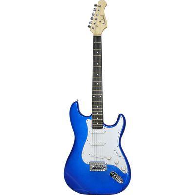 Guitarra-Strato-Azul-ST-350-BL---Maclend