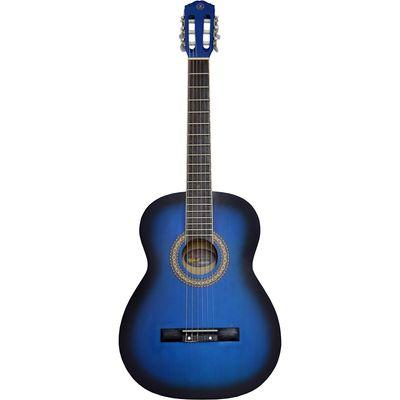 Violao-Classico-Nylon-Azul-MC-39-BLS---Maclend