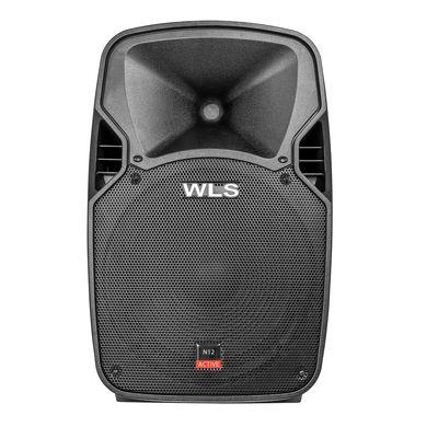 """Caixa-Ativa-12""""-Com-Bluetooth-FM-SD-e-USB-N-12---WLS"""
