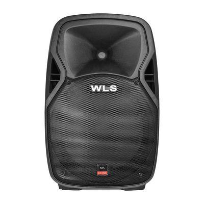 """Caixa-Ativa-15""""-Com-Bluetooth-FM-SD-e-USB-N-15---WLS"""